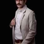 David Verdaguer es Romero, periodista
